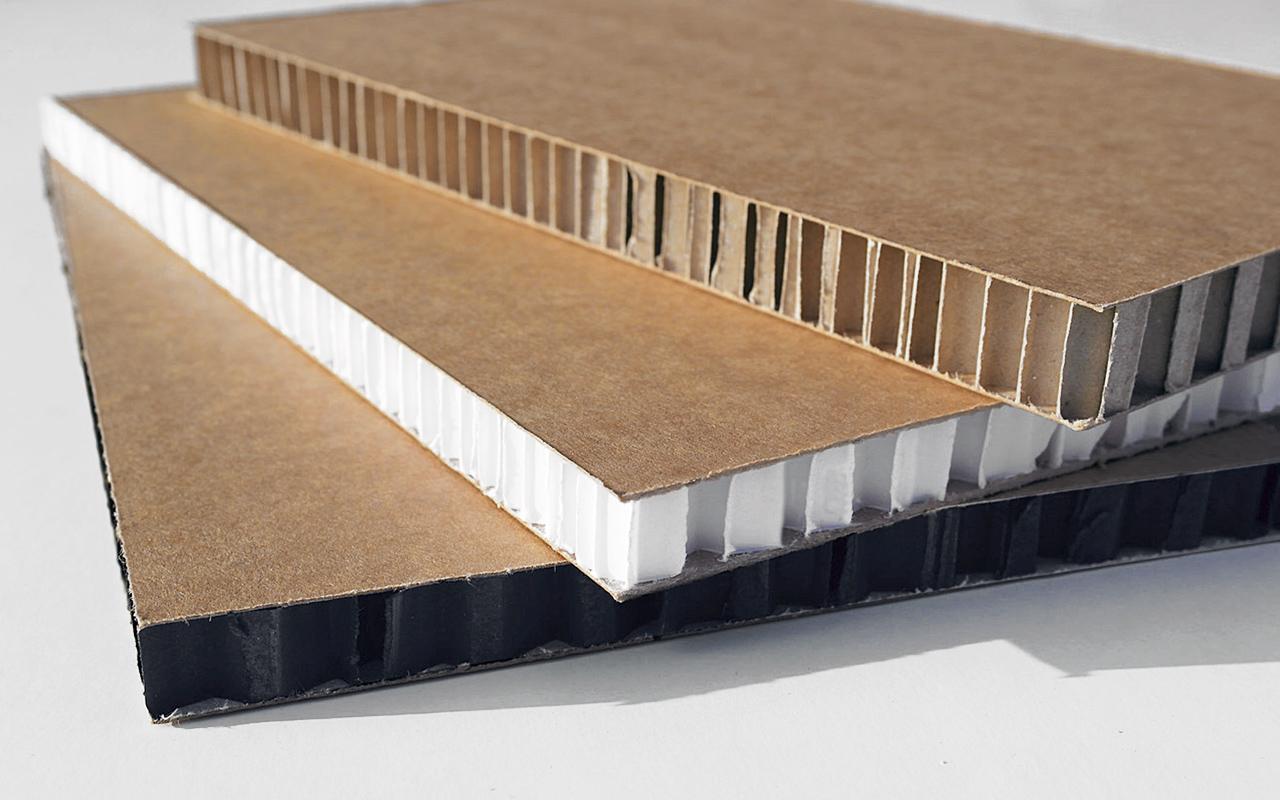 Pannelli a nido d 39 ape pannelli ecologici in cartone for Pannelli di cartone