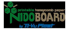 NIDOBOARD pannelli stampabili in cartone alveolare